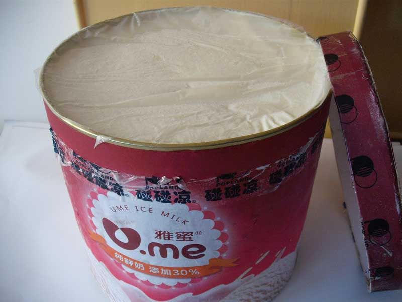 雅蜜冰淇淋-草莓鲜果,提拉米苏